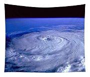 Eye Of The Hurricane Tapestry