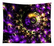 Eye Of The Swirling Dream Tapestry