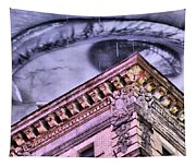 Eye On The City Tapestry