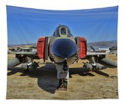 F-4c Phantom II Tapestry