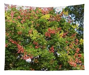 Fabulous Florida Fall Tapestry