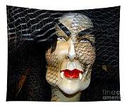 Fabulous In Fangs Tapestry
