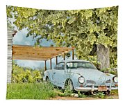 Fading Ghia Tapestry