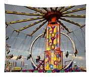 Fairground Fun 4 Tapestry