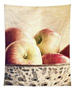 Fall Apples Tapestry