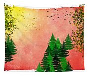 Fall Autumn Four Seasons Art Series Tapestry