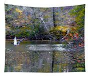 Fall Flight Tapestry