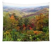 Fall Folage 3 Along The Blueridge Tapestry