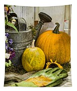 Fall Harvest Tapestry