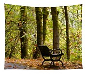 Fall Has Arrived Tapestry