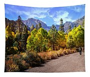 Fall Hiking In The High Sierras Tapestry