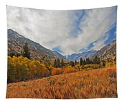 Fall In Lundy Canyon Tapestry