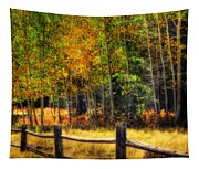 Fall Is In The Air  Tapestry