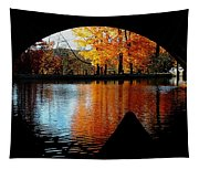 Fall Under The Bridge Tapestry