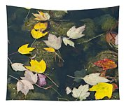Fallen Leaves 2 Tapestry