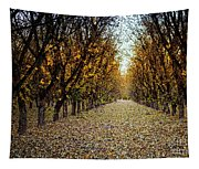 Fallen Leaves Tapestry