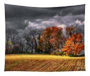 Falling Into Winter Tapestry