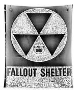 Fallout Shelter Wall 10 Tapestry