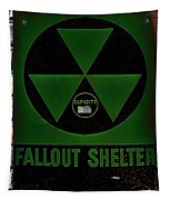 Fallout Shelter Wall 4 Tapestry