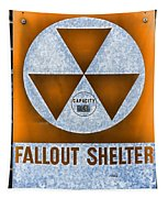 Fallout Shelter Wall 8 Tapestry