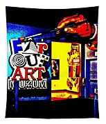 Far Out Art Museum At Wonderworks Tapestry