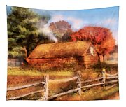 Farm - Barn - Our Cabin Tapestry