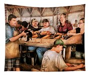 Farm - Farmer - By The Pound Tapestry