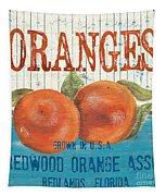 Farm Fresh Fruit 2 Tapestry