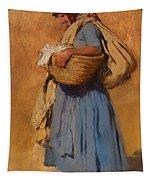 Farmer's Wife Tapestry