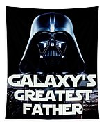Father Of The Year Tapestry