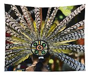 Feather Crown Tapestry