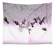 Feather Light Tapestry