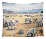 Feed My Sheep Tapestry