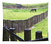 Fenced Tapestry