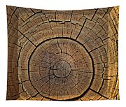 Fencepost Top 1 Tapestry