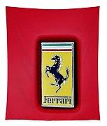 Ferrari Badge Tapestry