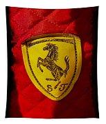 Ferrari Emblem Tapestry