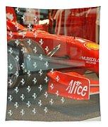 Ferrari Formula One Tapestry