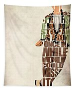 Ferris Bueller's Day Off Tapestry