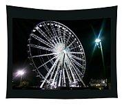 Ferris Wheel 11 Tapestry