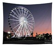 Ferris Wheel 22 Tapestry