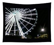 Ferris Wheel 6 Tapestry