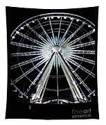 Ferris Wheel 7 Tapestry
