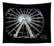 Ferris Wheel 8 Tapestry