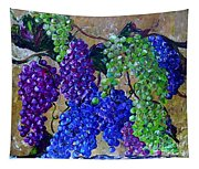 Festival Of Grapes Tapestry