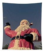 Fiberglass Santa Claus Tapestry