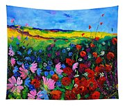 Field Flowers Tapestry
