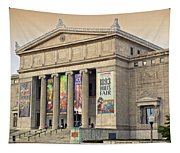 Field Museum South Facade Tapestry