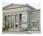 Field Museum Southside Facade Tapestry