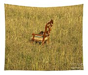 Field Of Chair Tapestry